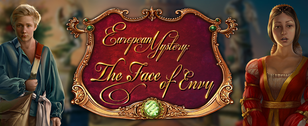 European Mystery: The Face of Envy - Catch a thief! - image