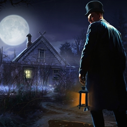 Exorcist - Eliminate evil spirts in Exorcist, an atmospheric hidden object adventure! - logo