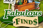 Fabulous Finds is a mix of hidden object, brainteaser, and design elements!