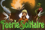 Faerie Solitaire is a lovely, unique, and addictive solitaire game!