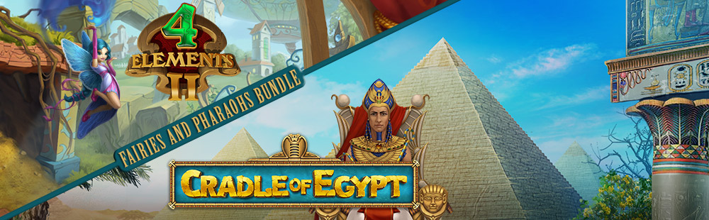 Fairies and Pharaohs Bundle
