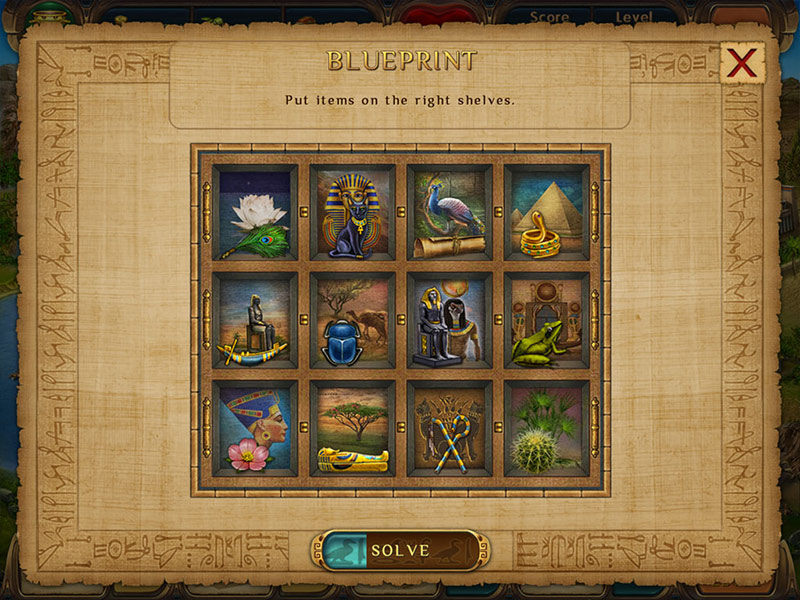 Fairies and Pharaohs Bundle screen shot