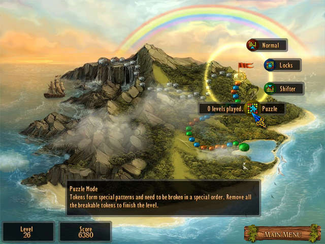 Fairy Island screen shot