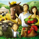 Family Farm - logo