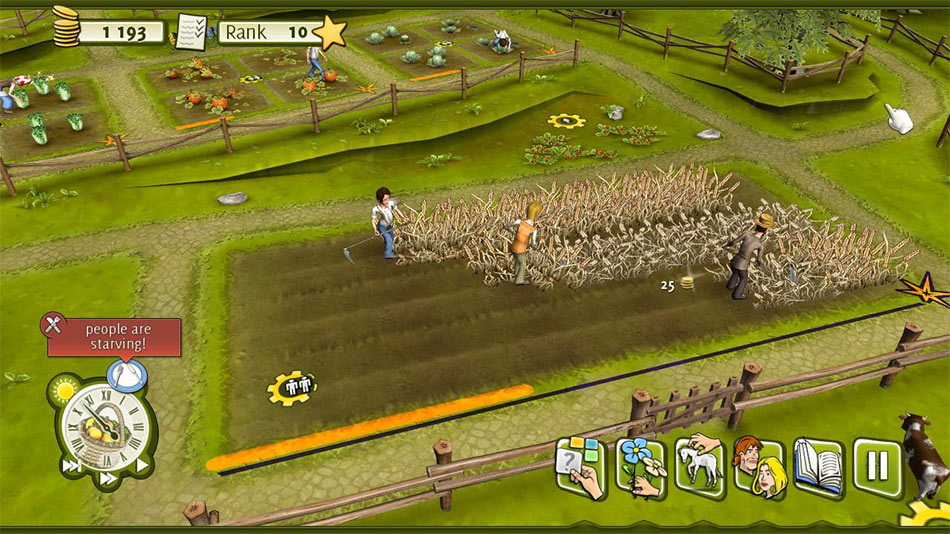 Family Farm screen shot