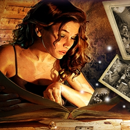 Family Mystery - The Story of Amy - Family Mystery - The Story of Amy is an engrossing hidden object story! - logo