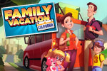 Family Vacation: California is a fun Time Management game with lots of mini-puzzles. Help Barb and her family have a great vacation!