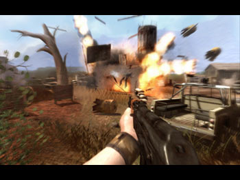 Far Cry 2 screen shot