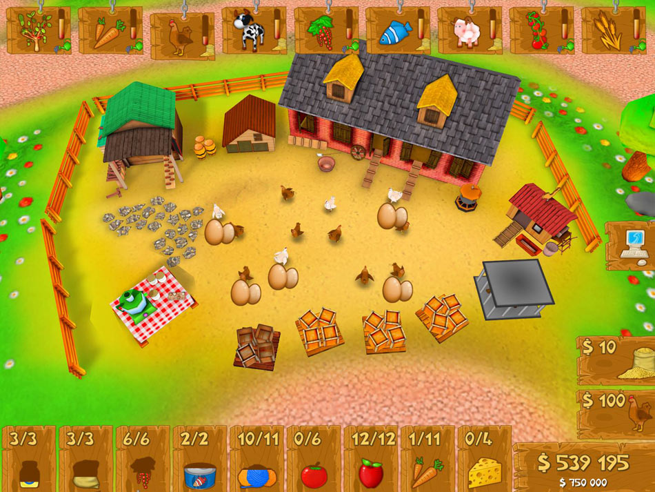 Farm 2 screen shot