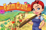 Don't be afraid to get your hands dirty in Farm Craft, a time-management game and humorous tale of good vs. evil!