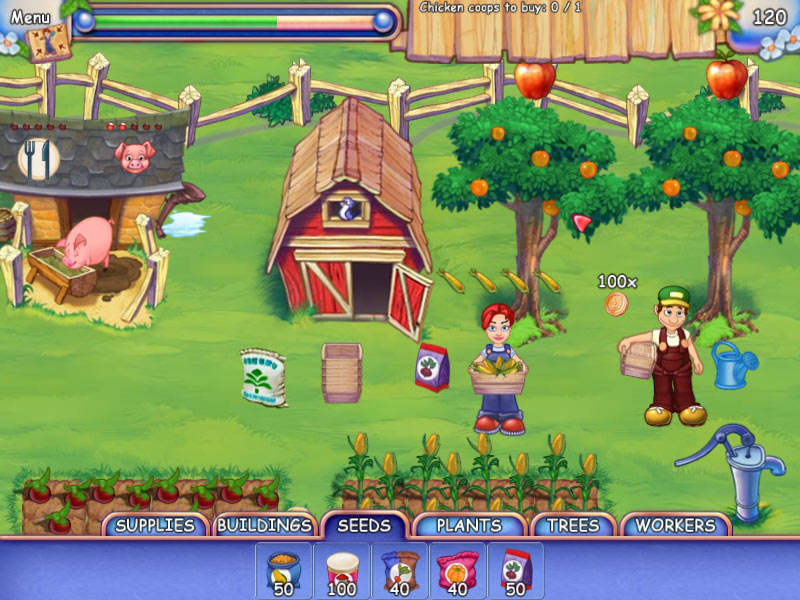 Farm Craft screen shot