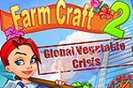 Farm Craft 2: Global Vegetable Crisis has hidden object and arcade levels!
