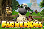 Farmerama is a rewarding farming simulation game that you play online!