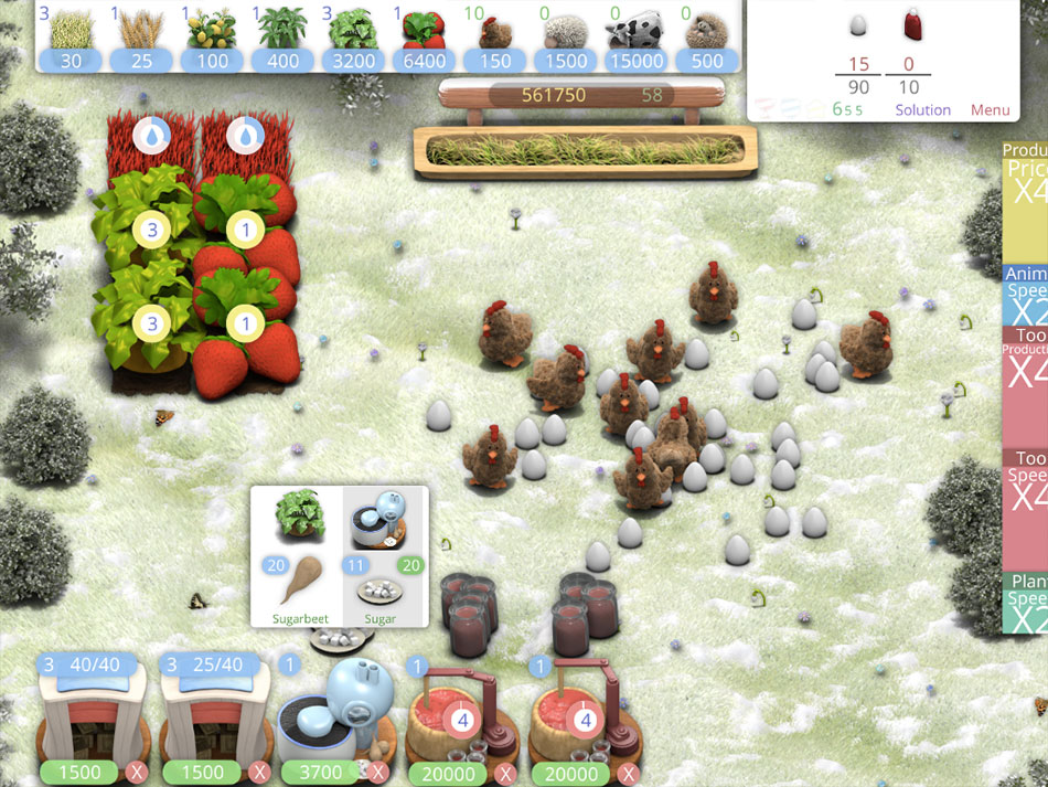 Farm Fables Strategy Enhanced screen shot