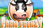 Show Old MacDonald how it's done with the crazy fun of Farm Frenzy!