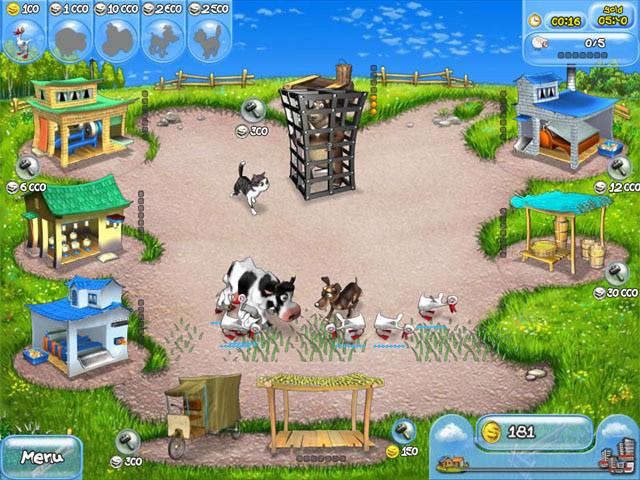 Farm Frenzy screen shot