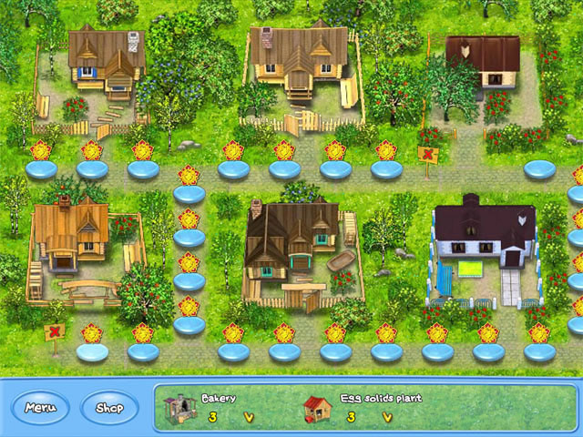 Farm Frenzy screen shot