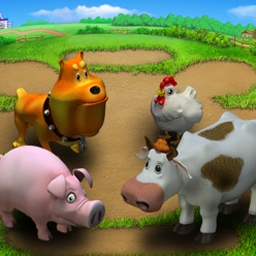 Farm Frenzy 2 - Farm Frenzy 2 offers a bumper crop of quick-clicking fun! - logo