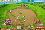 Screenshot of Farm Frenzy 2