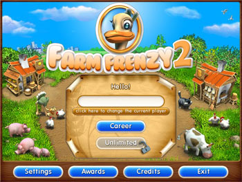 Farm Frenzy 2 screen shot