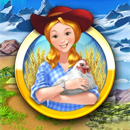 Farm Frenzy 3 - Manage farms around the world and try breeding penguins in Farm Frenzy 3! - logo