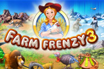 Manage farms around the world and try breeding penguins in Farm Frenzy 3!