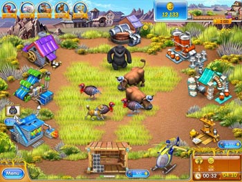 Farm Frenzy 3 screen shot