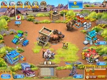 Farm Frenzy 3 - American Pie screen shot