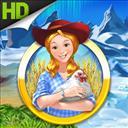 Farm Frenzy 3 HD - logo