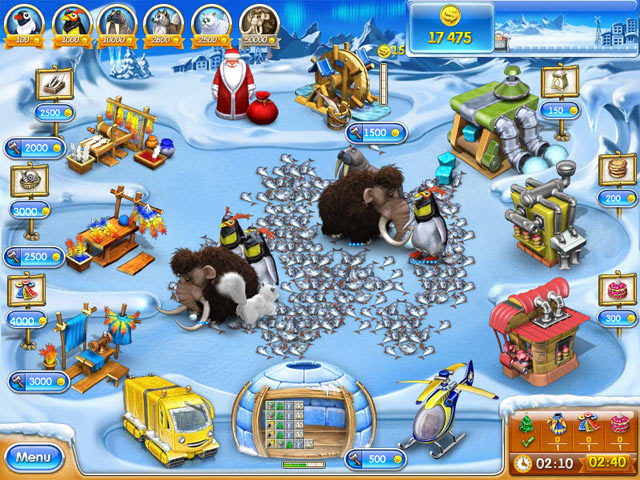 Farm Frenzy 3 - Ice Age screen shot