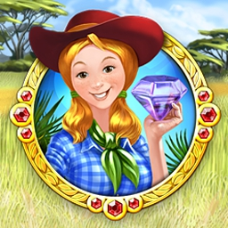 Farm Frenzy 3 - Madagascar - Help reservation workers save unique animals in Farm Frenzy 3 - Madagascar! - logo