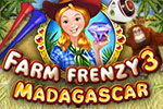 Help reservation workers save unique animals in Farm Frenzy 3 - Madagascar!