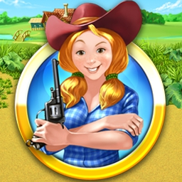 Farm Frenzy 3 - Russian Roulette - Farm Frenzy 3 - Russian Roulette is the craziest Farm Frenzy game yet! - logo