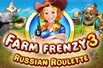 Farm Frenzy 3 - Russian Roulette is the craziest Farm Frenzy game yet!