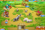 Screenshot of Farm Frenzy 3 - Russian Roulette