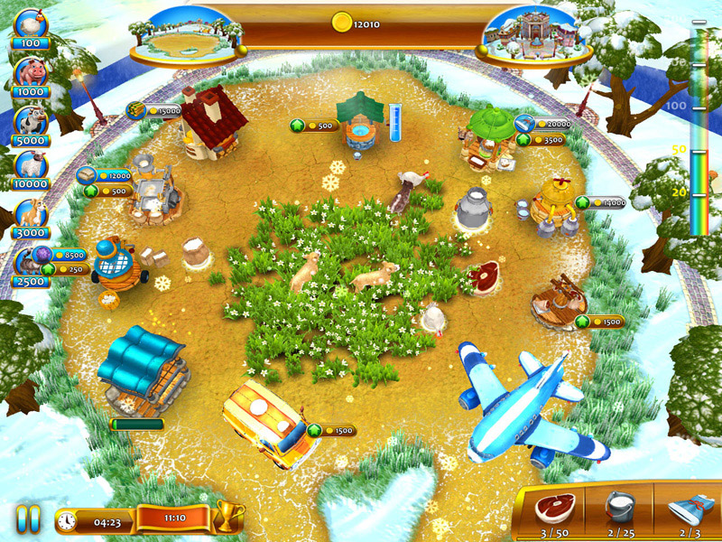 Farm Frenzy 4 screen shot