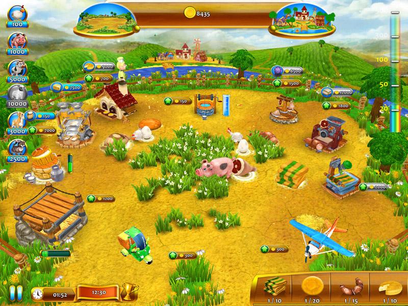 Farm Frenzy 4 screen shot