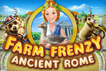 Farm your land to support Roman soldiers in Farm Frenzy: Ancient Rome!