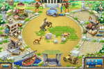 Screenshot of Farm Frenzy: Ancient Rome