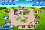 Try your hand at running a full working farm in Farm Frenzy, raising animals and selling your wares at market in this action-packed mobile game.