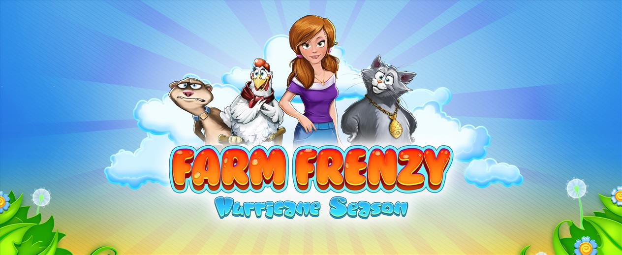 Farm Frenzy: Hurricane Season - Rebuild your farm! - image