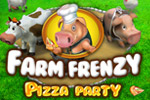 Head back to the farm for start-to-finish YUM in Farm Frenzy - Pizza Party!