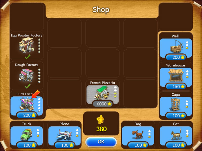 Farm Frenzy - Pizza Party screen shot