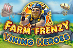 Drop your axe and pick up your plow because there's farming to be done in Farm Frenzy: Viking Heroes!  Play through 172 whimsical levels.