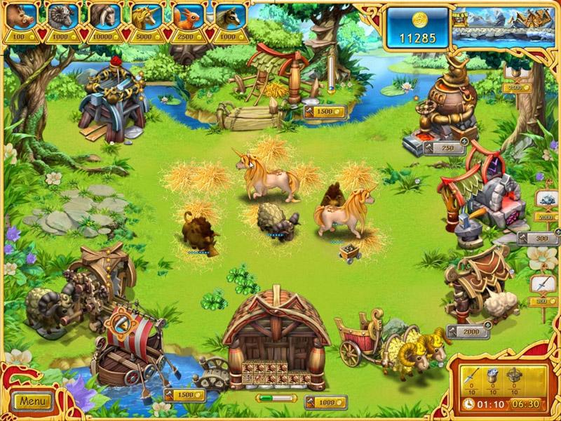 Игру Веселая Ферма 2 Полную Версию