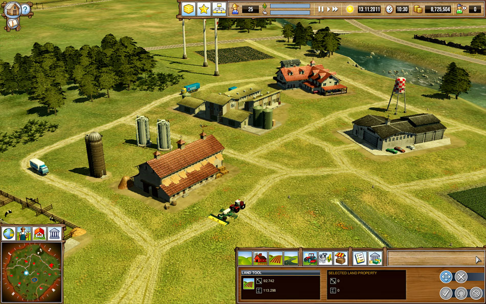Farming Giant screen shot