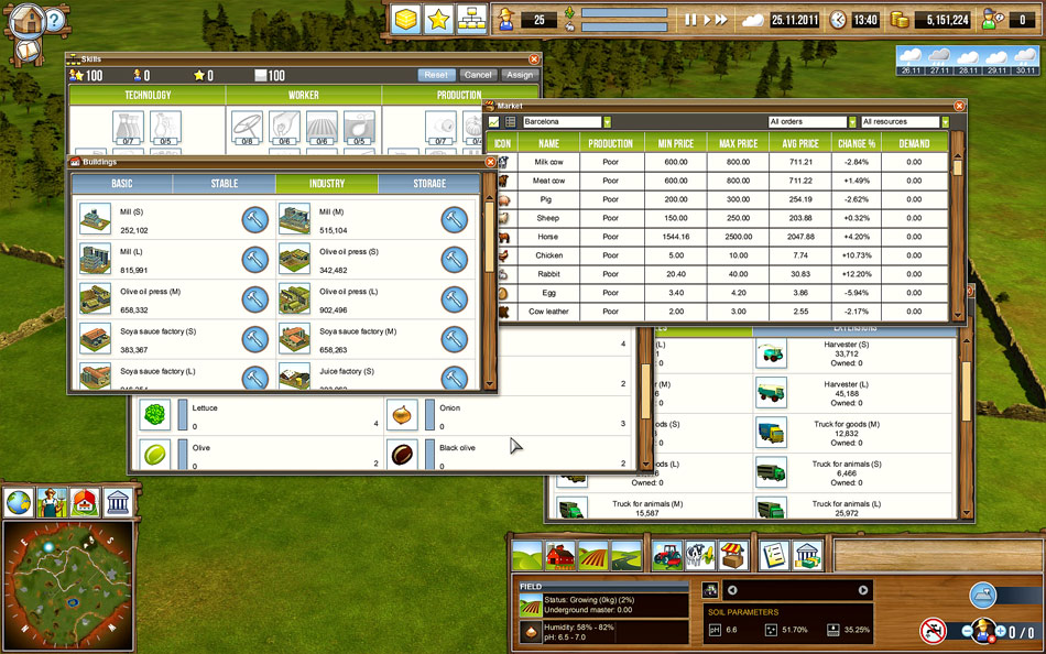 Farming Giant screen shot