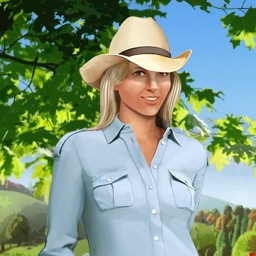 Farmington Tales - Harvest the perfect crop in this unique Hidden Object Farming Sim hybrid! Play Farmington Tales today! - logo