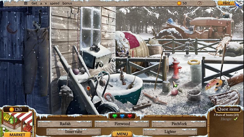 Farmington Tales 2 - Winter Crop screen shot