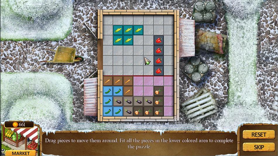 Farmington Tales 2 - Winter Crop screen shot